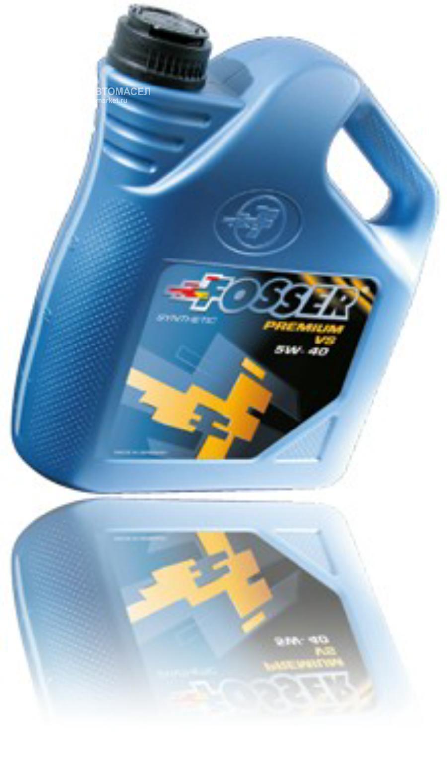 Масло моторное Fosser Premium VS 5W-40 (1л)