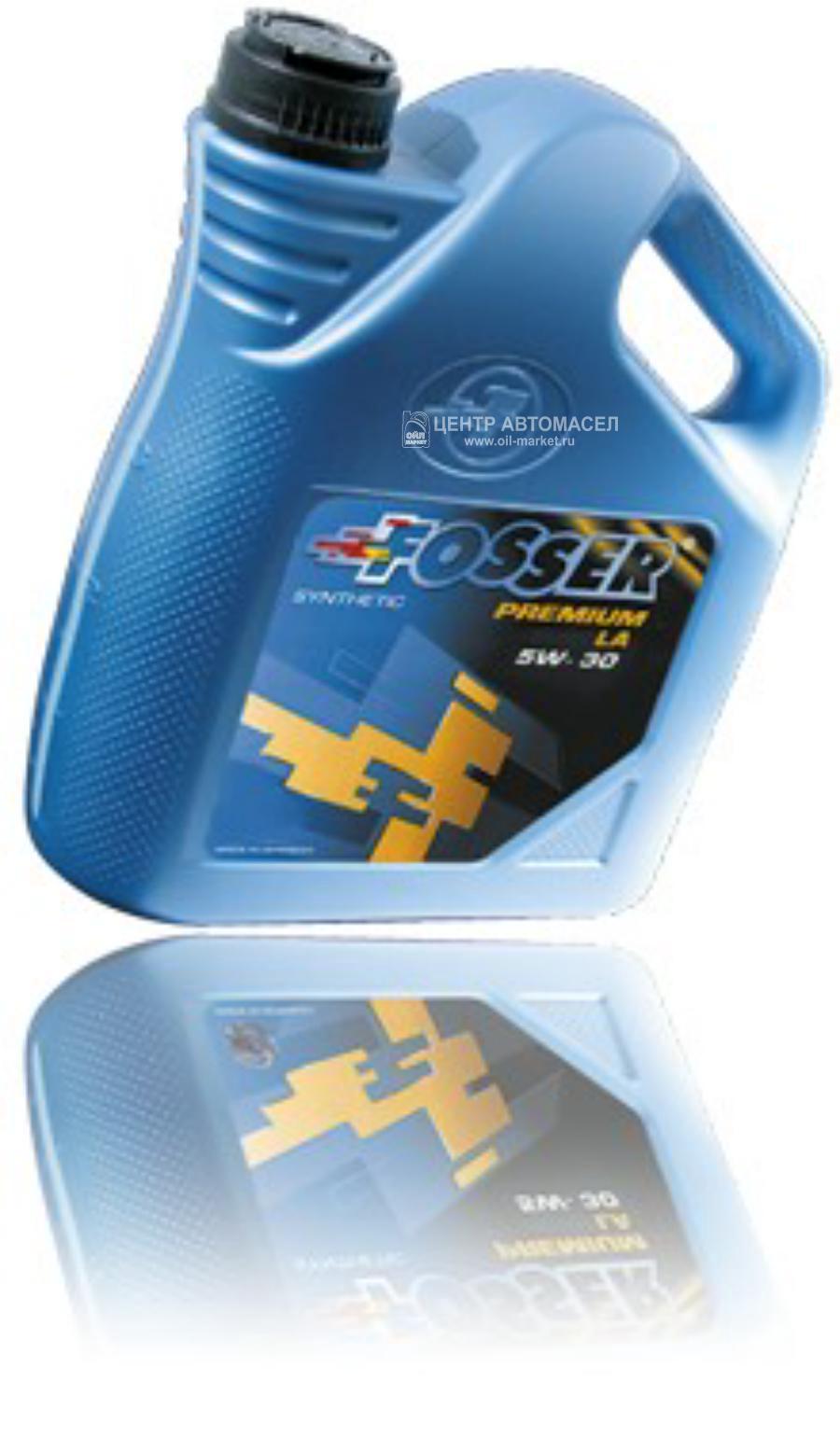 Масло моторное Fosser Premium LA 5W-30 (4л)