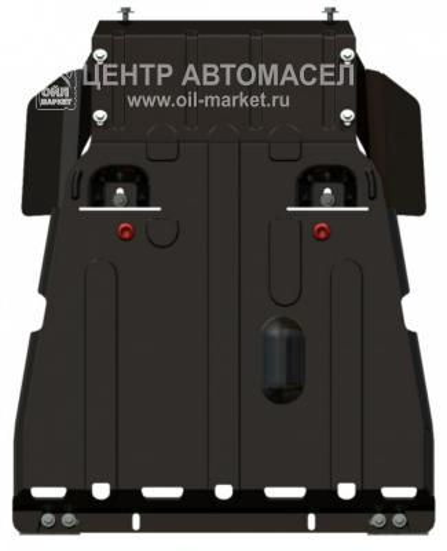 ЗАЩИТА КАРТЕРА ВАЗ-2123 СHEVROLET-НИВА NEW (2003-)