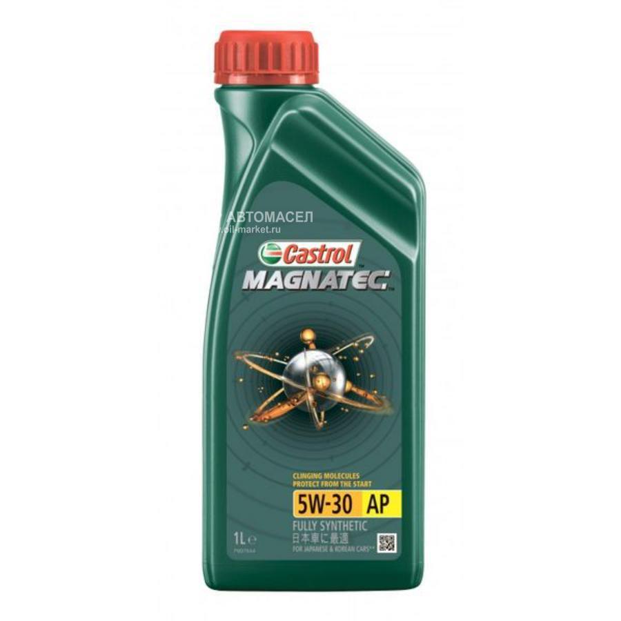 Масло моторное синтетическое Magnatec AP 5W-30, 1л