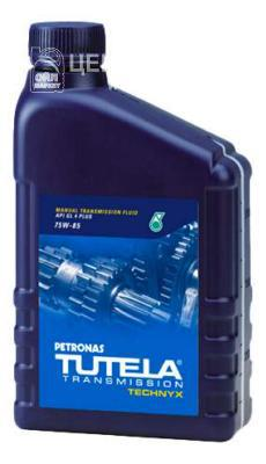 Масло трансмиссионное полусинтетическое CAR TECHNYX 75W-85, 1л