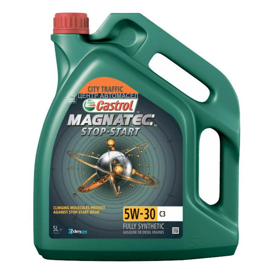 Масло моторное синтетическое Magnatec Stop-Start C3 5W-30, 5л