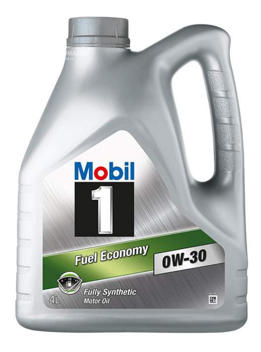 Масло моторное синтетическое Fuel Economy 0W-30, 4л