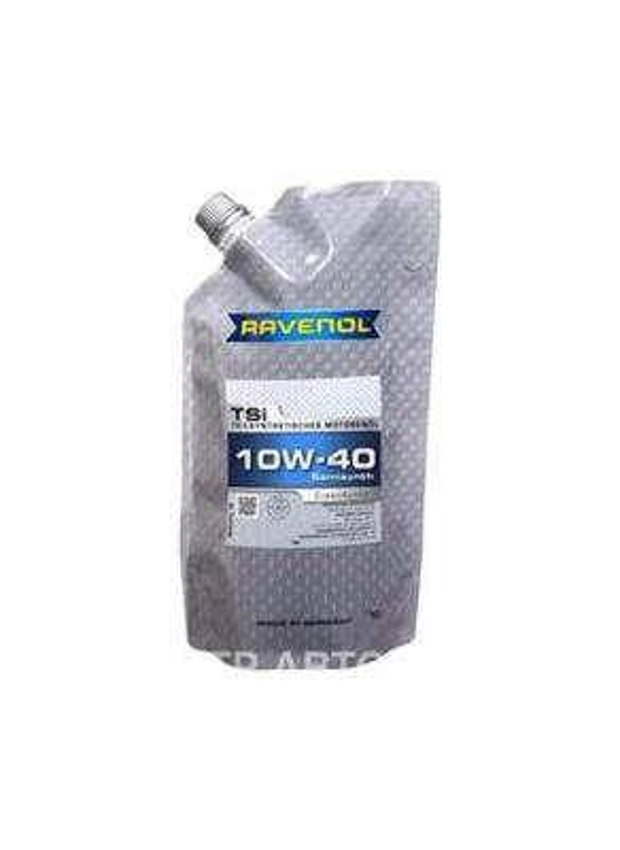 Масло моторное полусинтетическое 10W-40, 1л