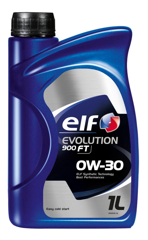 Масло моторное синтетическое Evolution 900 FT 0W-30, 1л