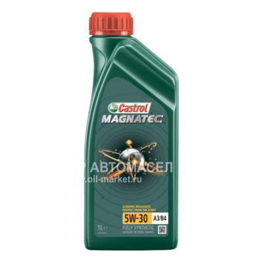 Масло моторное синтетическое Magnatec A3/B4 5W-30, 1л