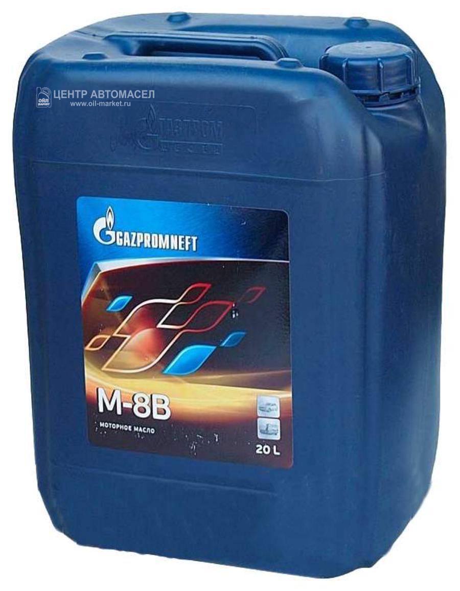 GAZPROMNEFT М-8В