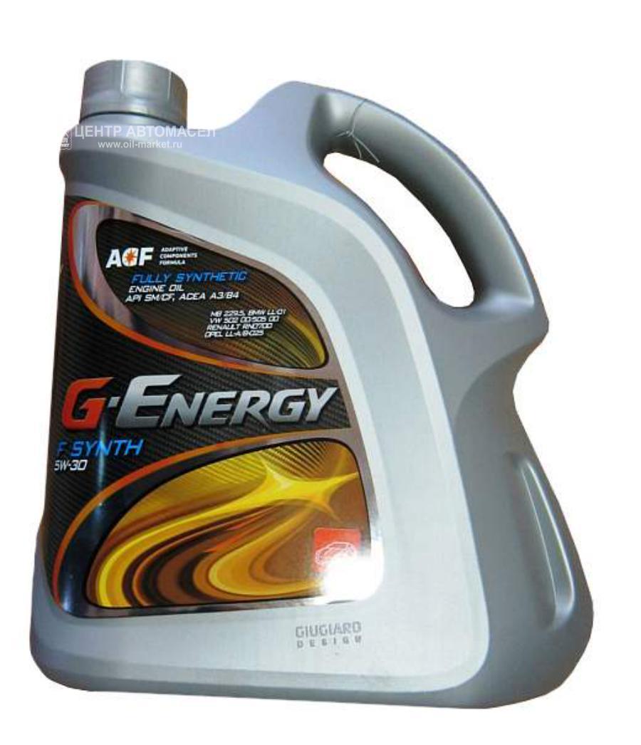 G-Energy F Synth 5W-30 4 л*