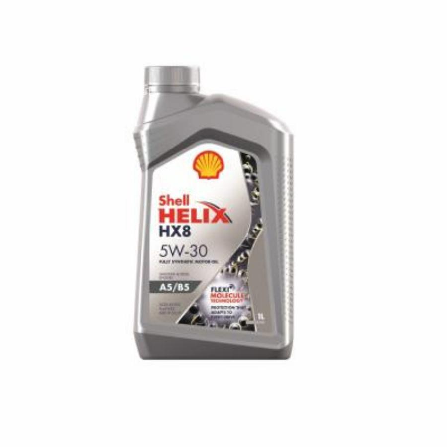 Масло моторное синтетическое Helix HX8 A5/B5 5W-30, 1л