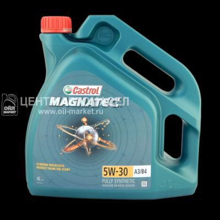 Масло моторное синтетическое Magnatec A3/B4 5W-30, 4л