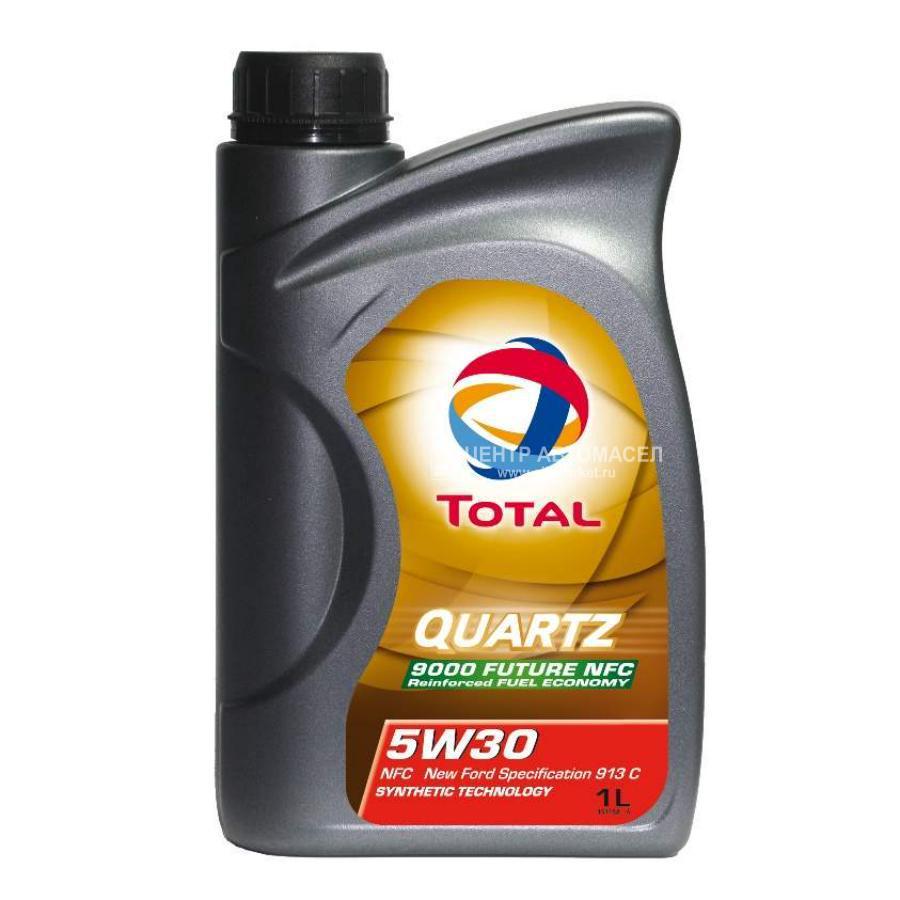 Масло моторное синтетическое QUARTZ 9000 FUTURE NFC 5W-30, 1л