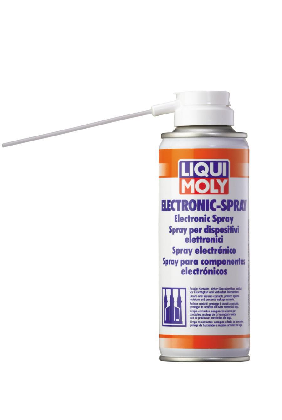 Спрей для электропроводки Electronic-Spray 0,2л