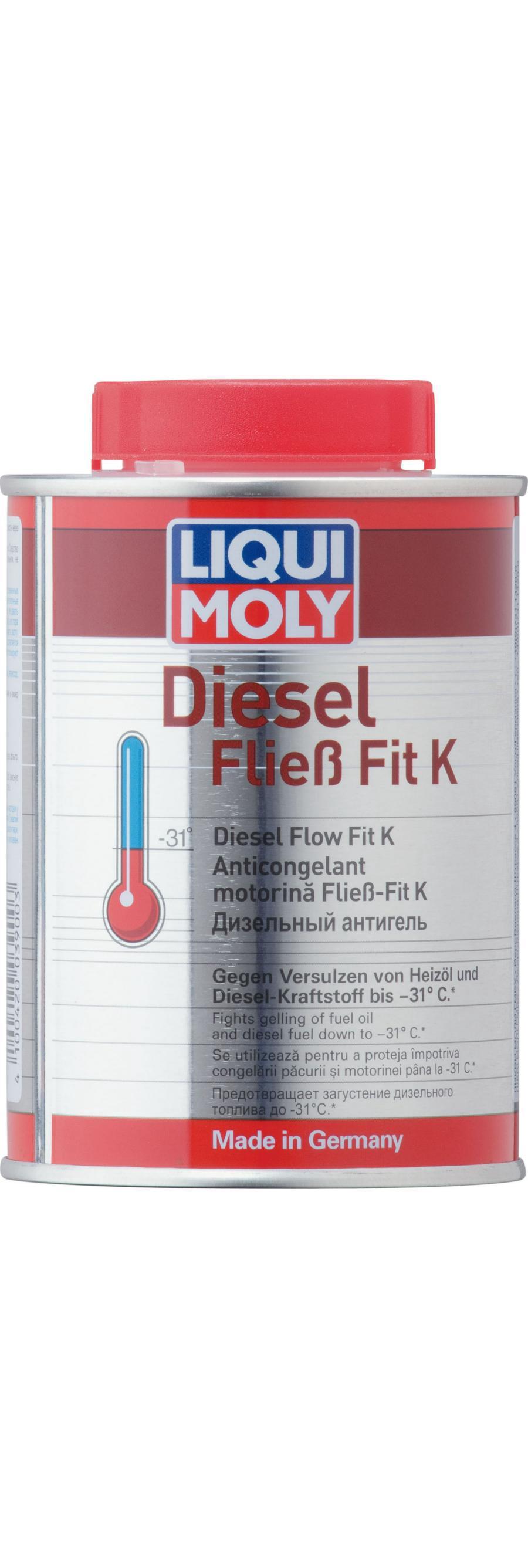 Антигель дизельный концентрат Diesel Fliess-Fit K (0,25л)
