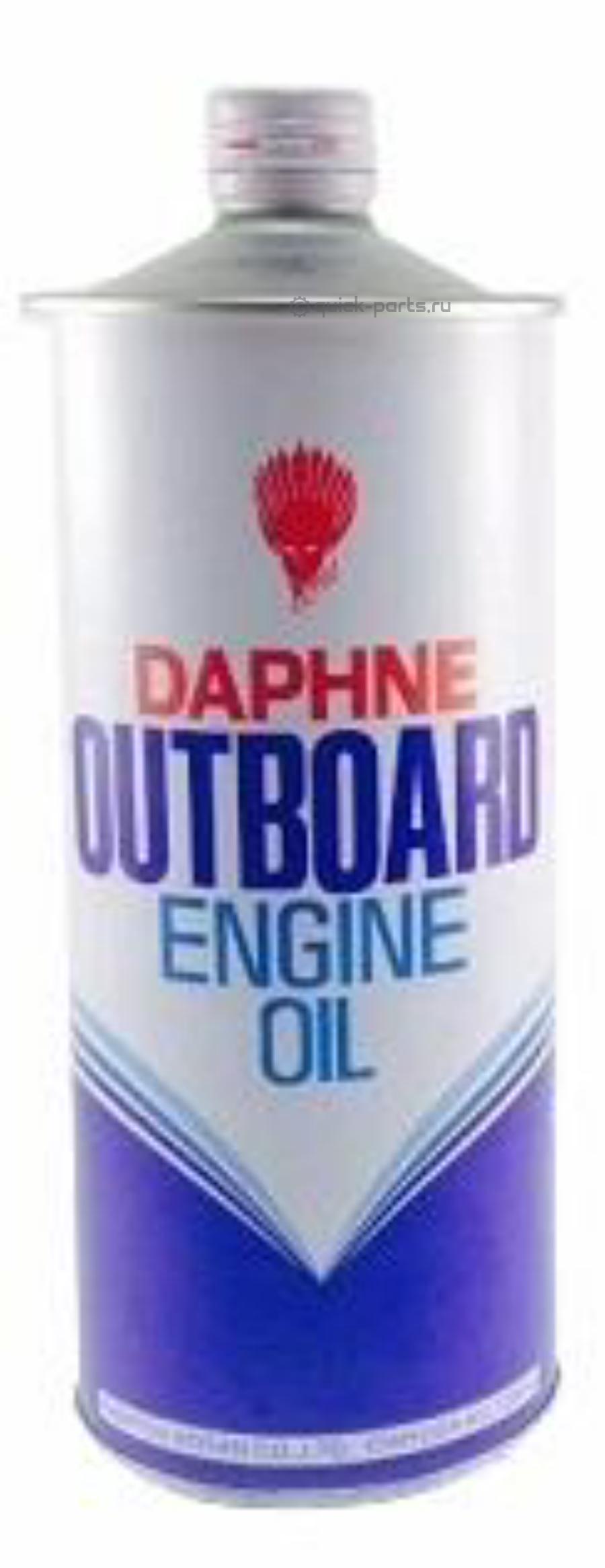 Idemitsu Daphne Outboard Engine Oil TC-W3