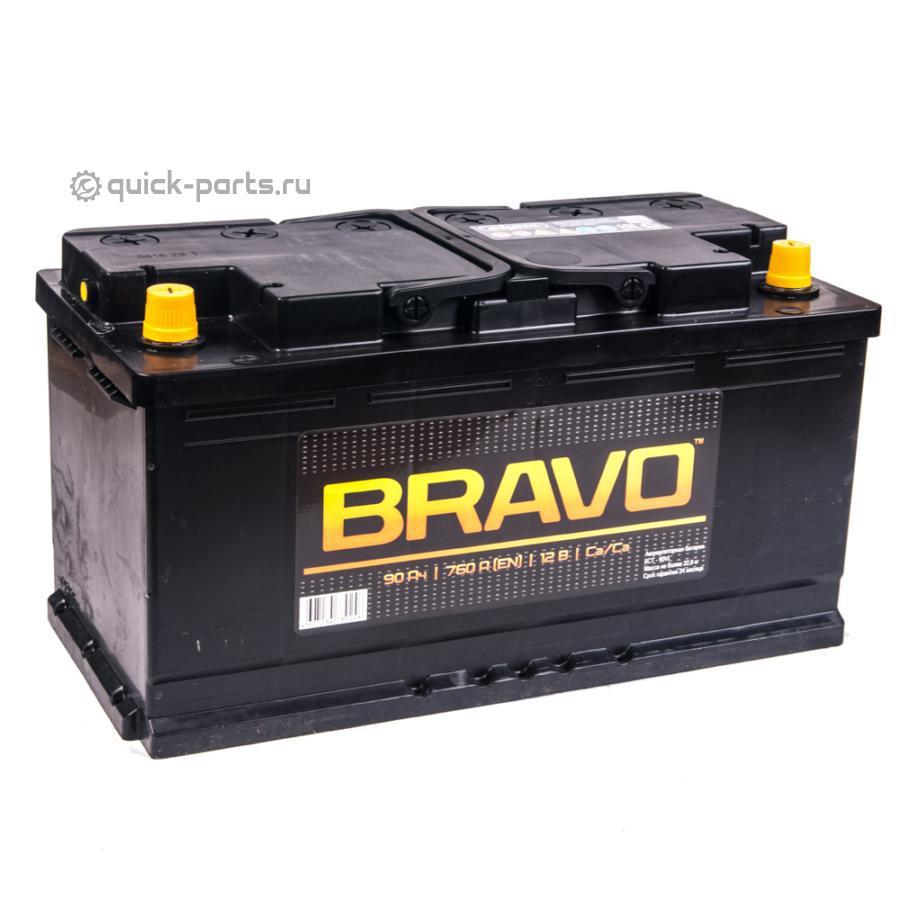 Аккумулятор АКОМ BRAVO 90 А/ч