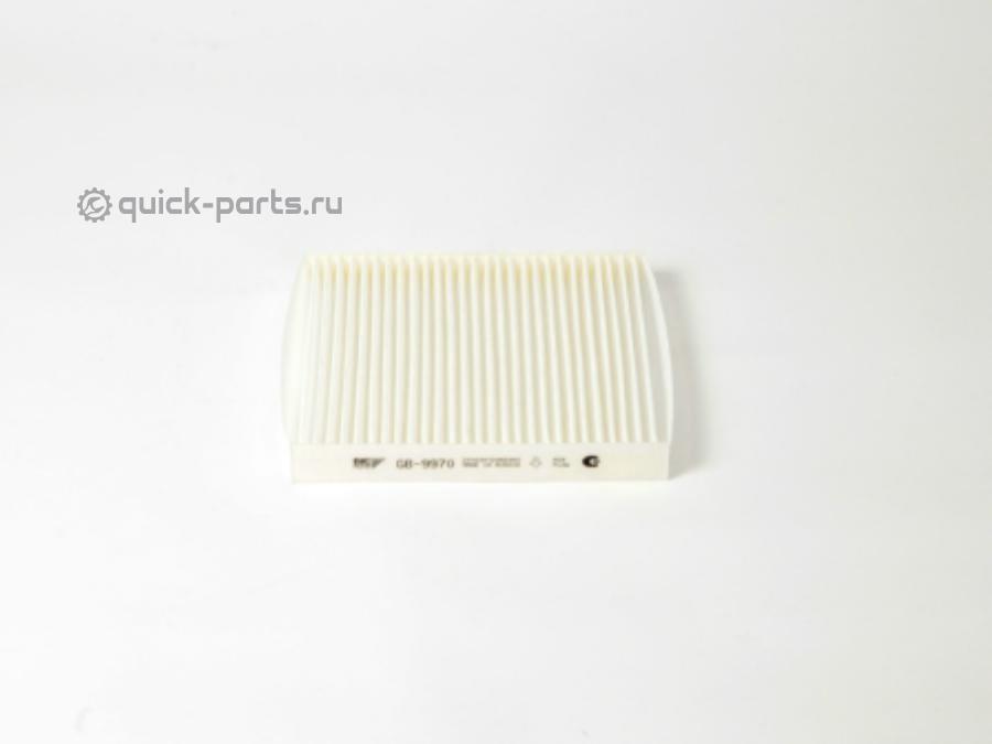 Простые (без торцевых планок) GB-9970