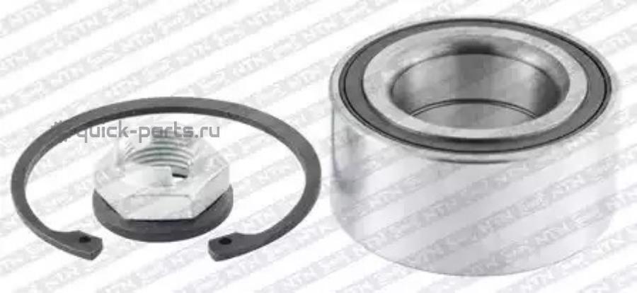 Подшипник ступицы колеса (комплект) зад прав/лев
