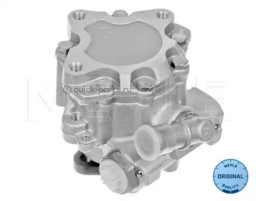 Насос ГУР AUDI A4 97-00, A6 97-05, A6 Avant 97-05, ALLROAD 00-05, AUDI A8 94-98 MSG Rebuilding VW001R