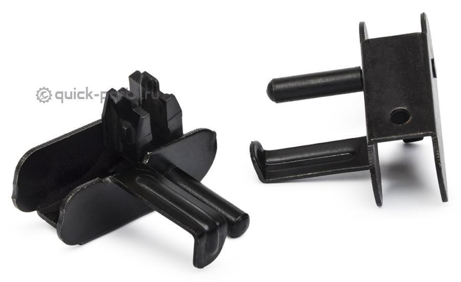 Адаптер боковой штырь - крючок для щёток стеклоочистителя боковой штырь (2шт) для CHRYSLER, Pilenga
