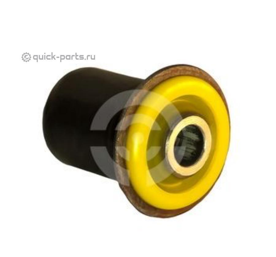 Сайлентблок полиуретановый передней подвески, поперечного рычага