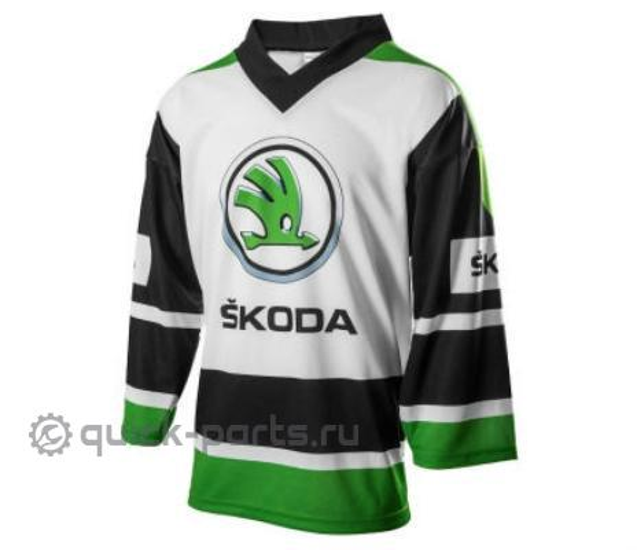 Хоккейный свитер SKODA XL