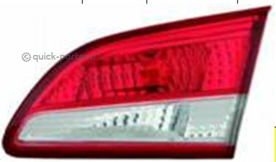 Вставка в крышку багажника NISSAN ALMERA RUS 12-