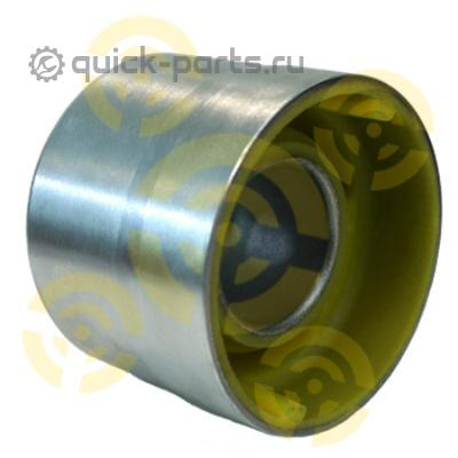 Сайлентблок полиуретановый задней подвески, подрамника, заднее крепление редуктора