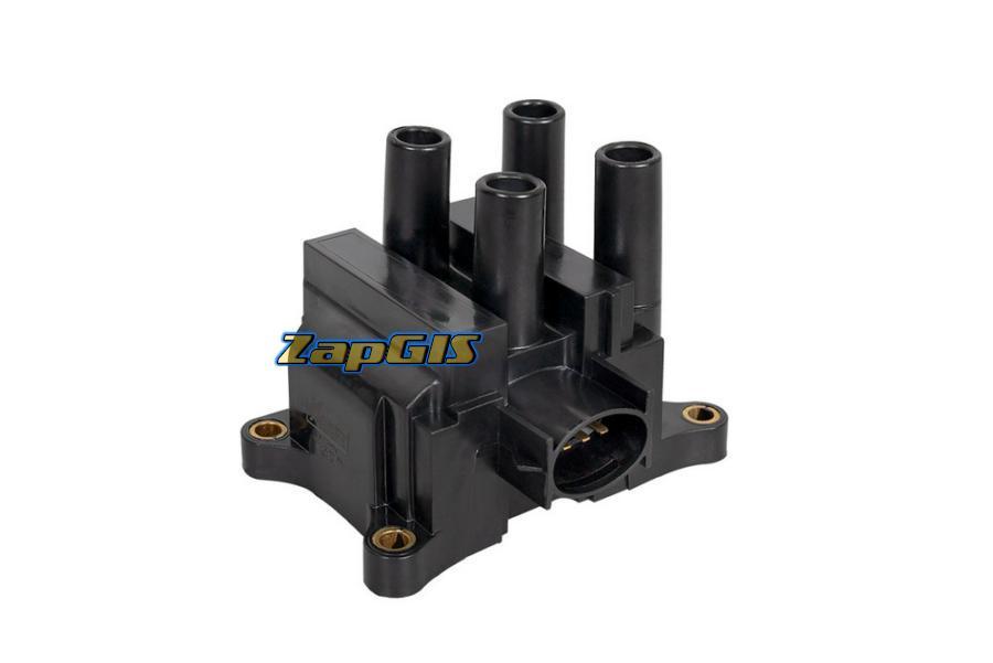 Катушка зажигания Ford Focus I (98-04) 1.4-2.0, Focus II (04-05) 1.4-1.6 , KRAFT