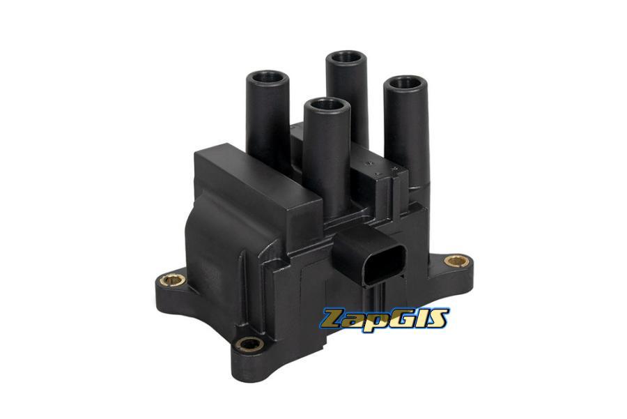 Катушка зажигания Ford Focus II (05-) 1.4-1.6, Focus III (11-) 1.6 , KRAFT