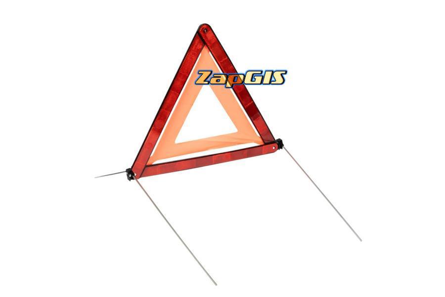Знак аварийной остановки ГОСТ, KRAFT