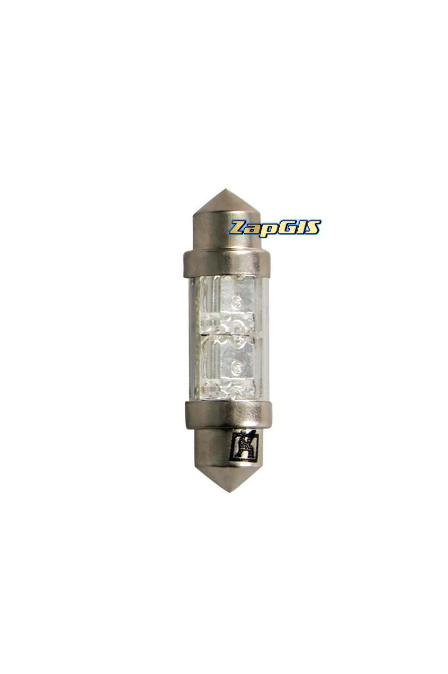 Светодиод C10W (SV8,5) 11x31 white