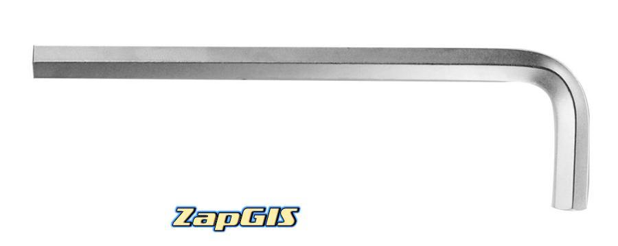 Ключ шестигранный торцевой Г-образный 8мм