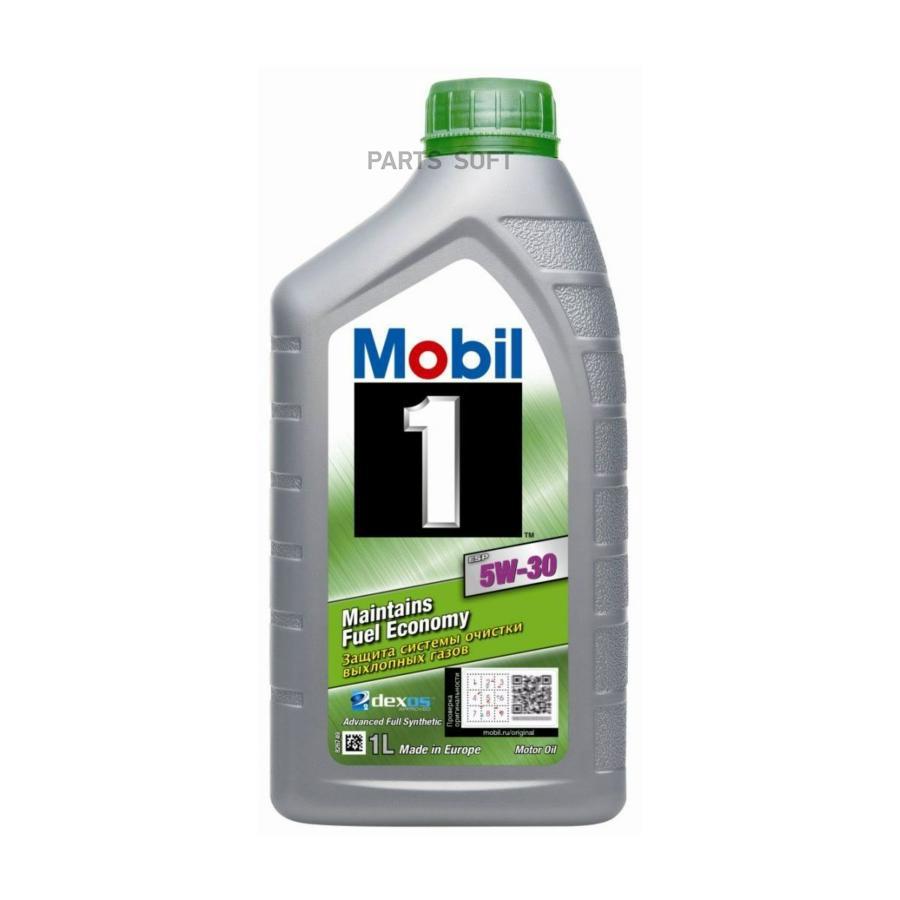 Масло моторное синт. Mobil 1 ESP  5w30 1л, шт MOBIL 154279