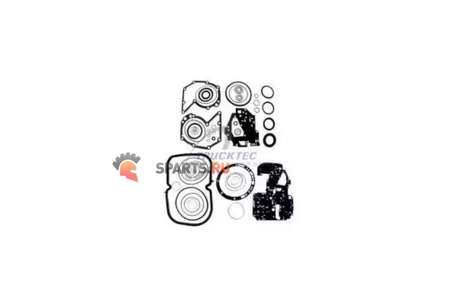 Фотография 02.43.068_Gasket Set, automatic transmission