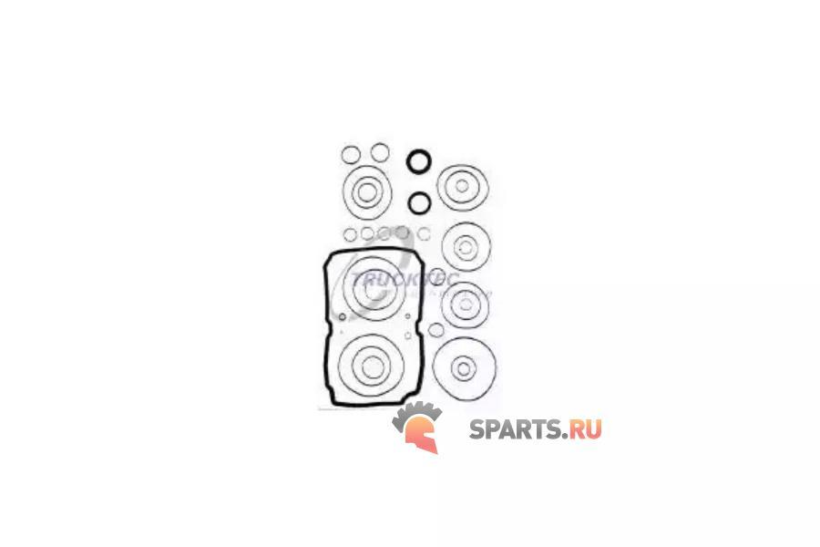 Фотография 02.43.190_Gasket Set, automatic transmission