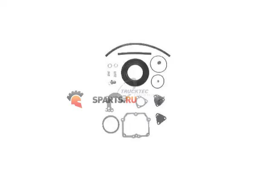 Фотография 02.43.019_Gasket Set, carburettor flange