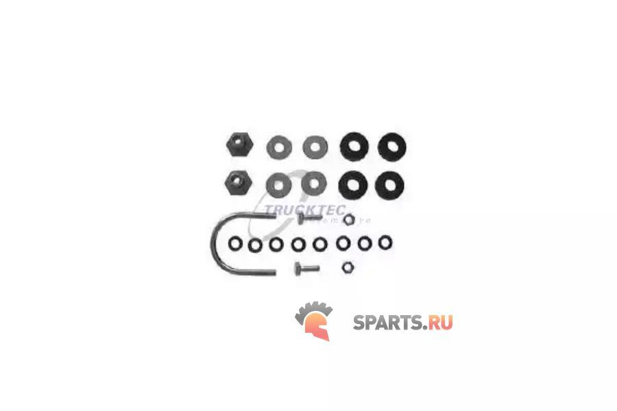 Фотография 02.43.112_Mounting Kit, exhaust system