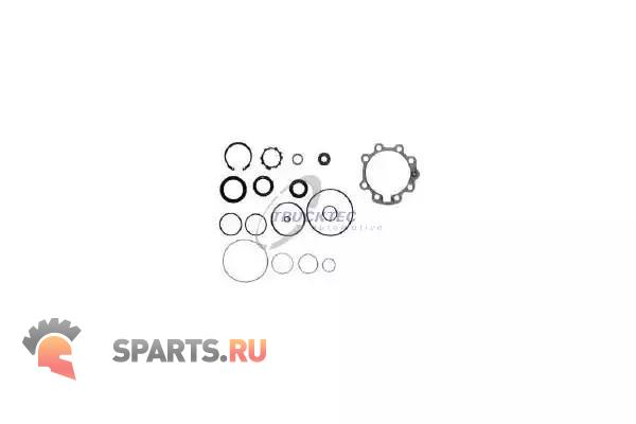 Фотография 02.43.191_Gasket Set, steering gear