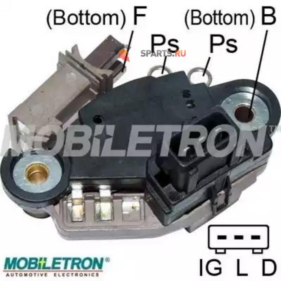 Фотография Реле-регулятор генератора