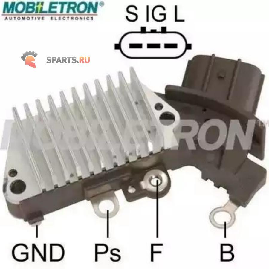 Фотография Реле-регулятор генератора NIPPONDENSO 14.6V 1260001850138894