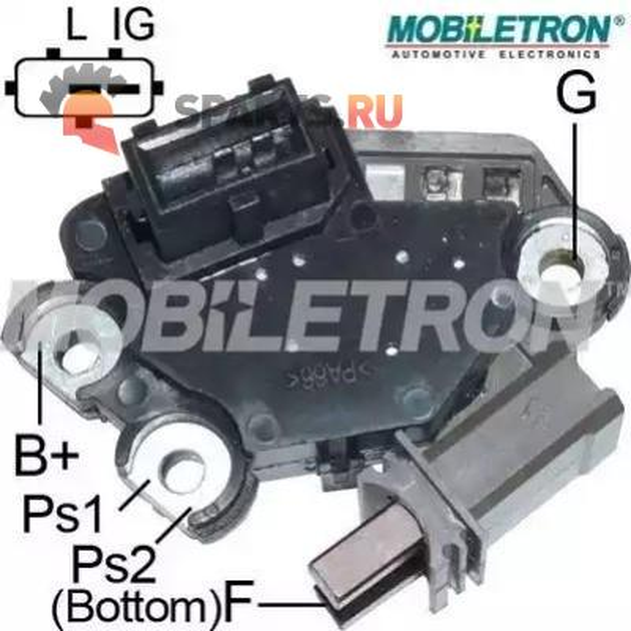 Фотография Реле-регулятор генератора BMW 5/7/X5