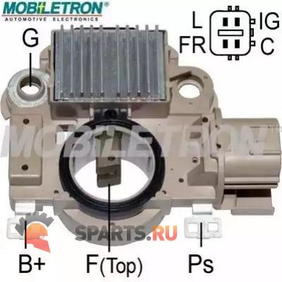 Фотография Регулятор генератора
