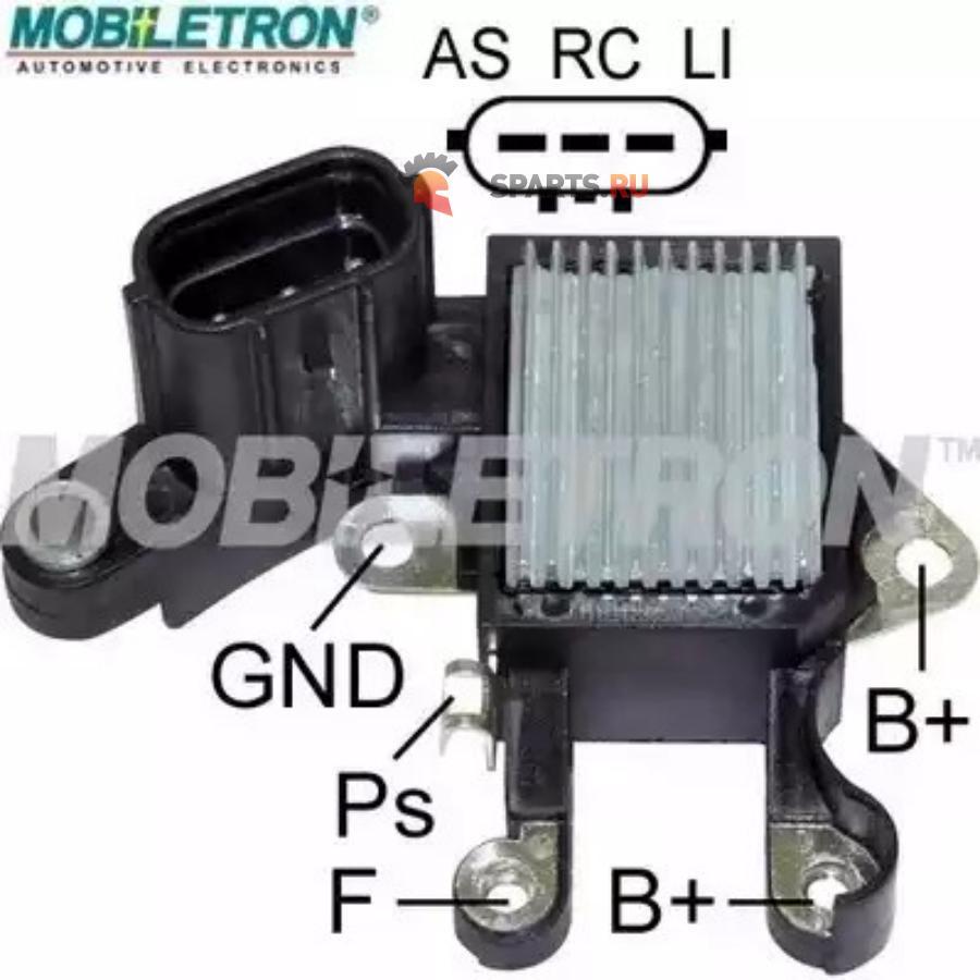 Фотография VR-H2005-142_VR-H2005-142 YLE500390 LANDROVER Range Rover III 4.2-4.4i 04- регул.напр.