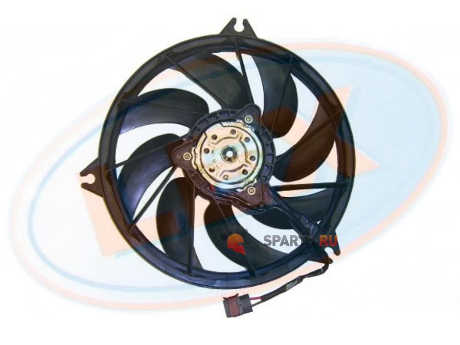 Фотография Электровентилятор радиатора охлаждения