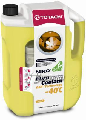 Антифриз NIRO EURO COOLANT OAT TECHNOLOGY -40°C, 10л
