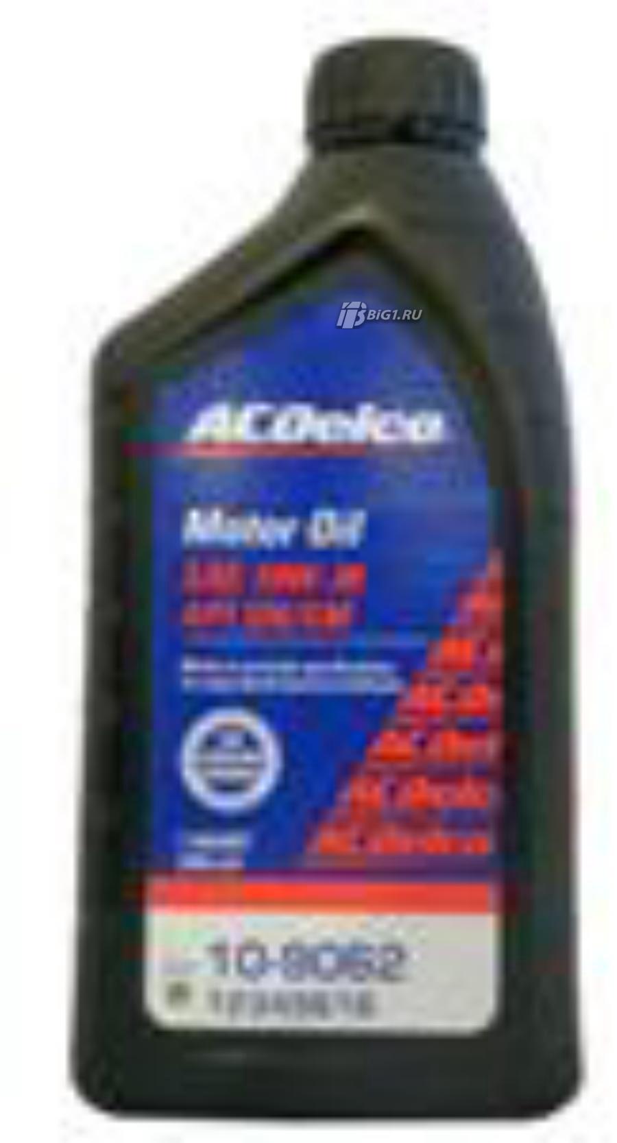 MOTOR OIL 10W30SM/CF/ GF 4 - ENGINE OIL