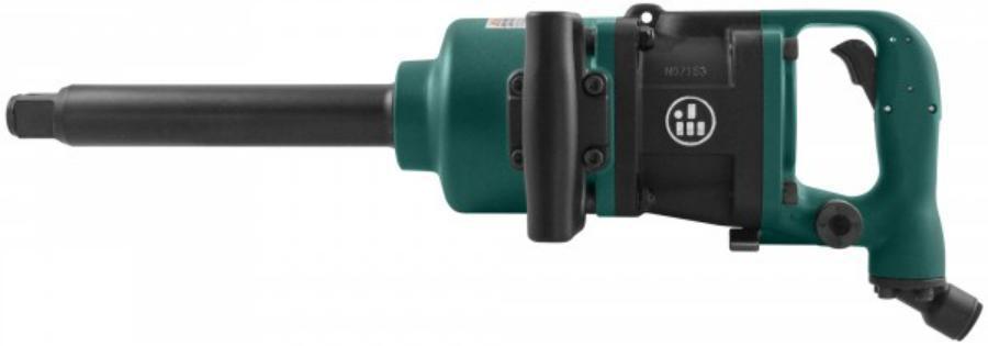 """Гайковерт ударный пневматический, с увеличенным 200 мм приводом, 1""""DR, 4800 об/мин, 3796 Нм"""