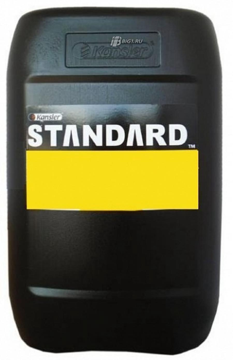 Антифриз STANDARD Antifreeze Green 50/50, 21л