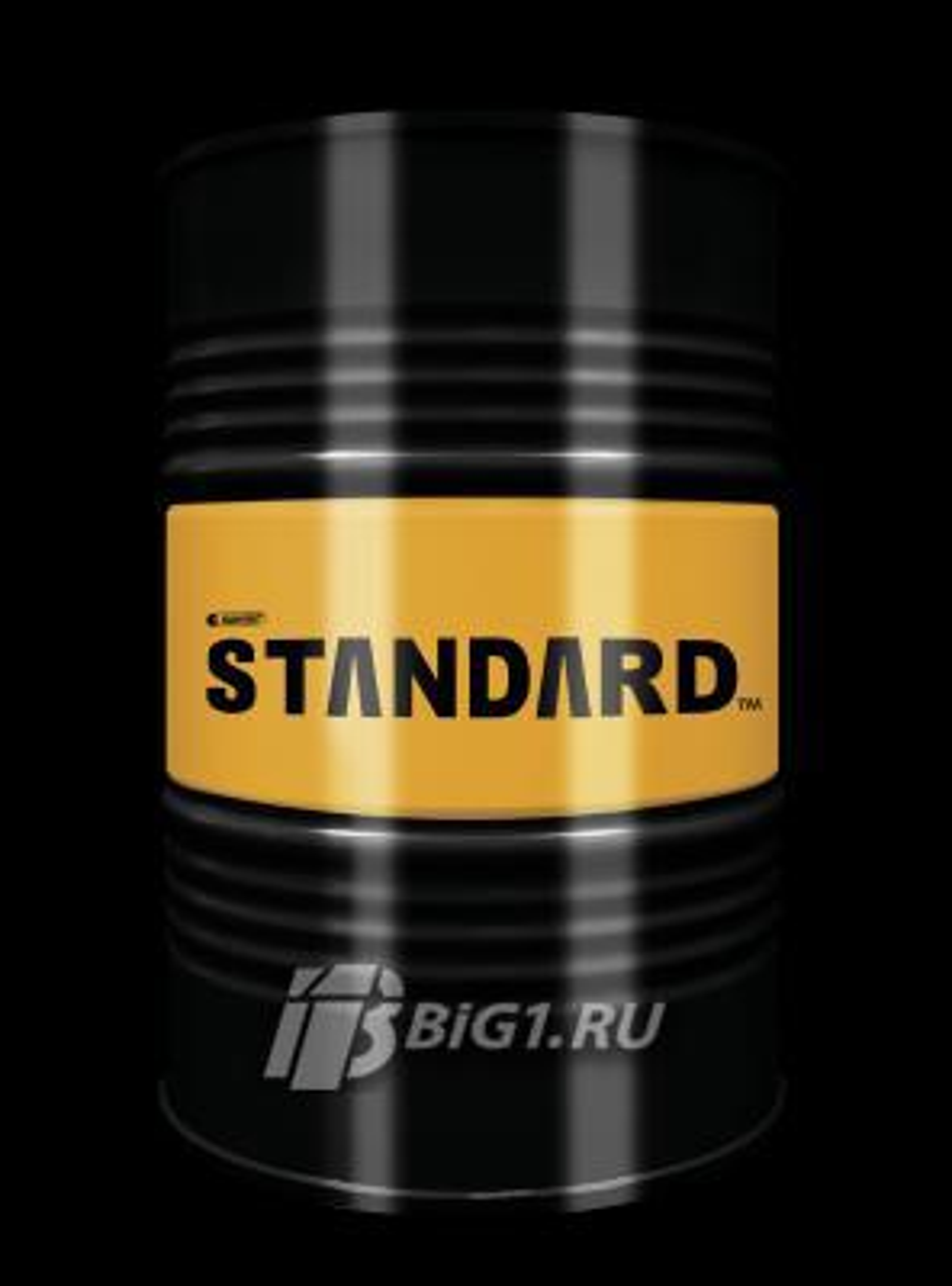 Антифриз STANDARD Antifreeze Green 50/50, 210л