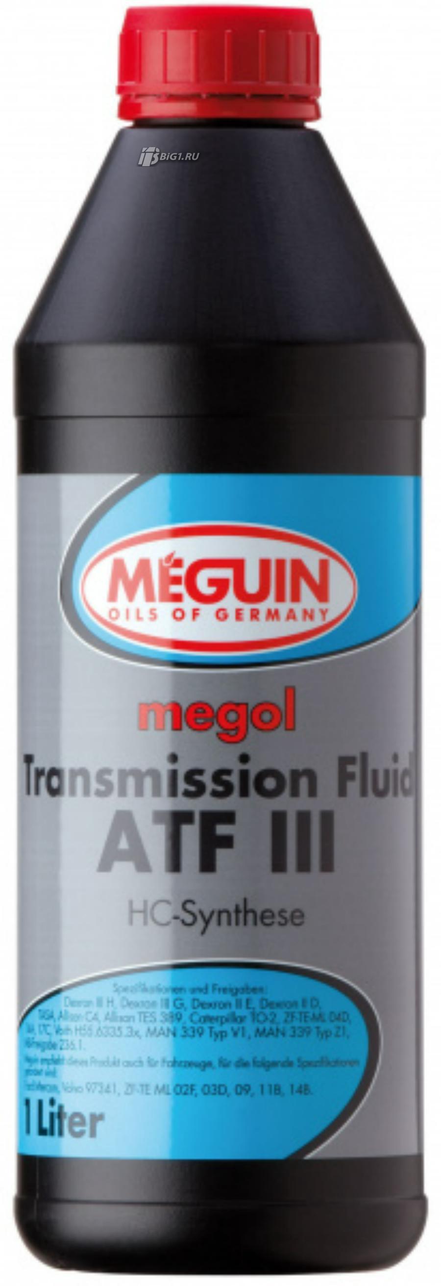 MEGUIN Transmission Fluid ATF III